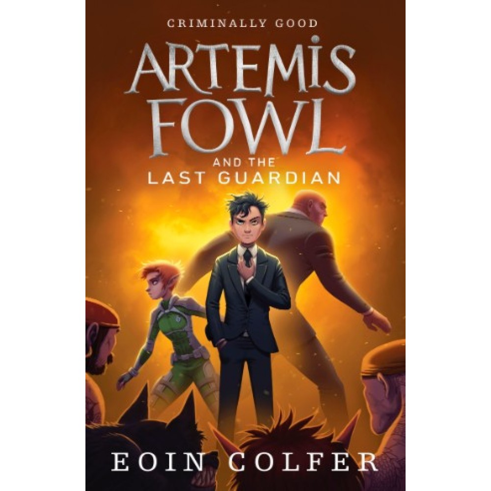 Artemis Fowl and the Last Guardian #08