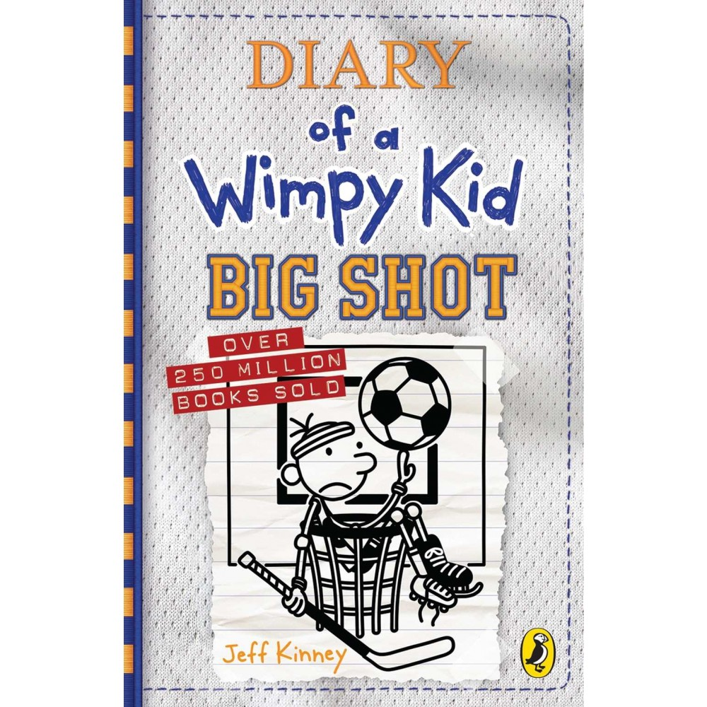 Diary of a Wimpy Kid #16: Big Shot