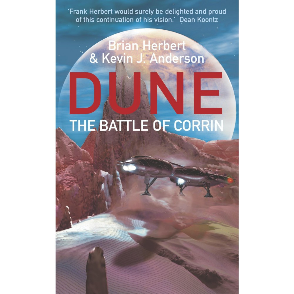 The Battle Of Corrin