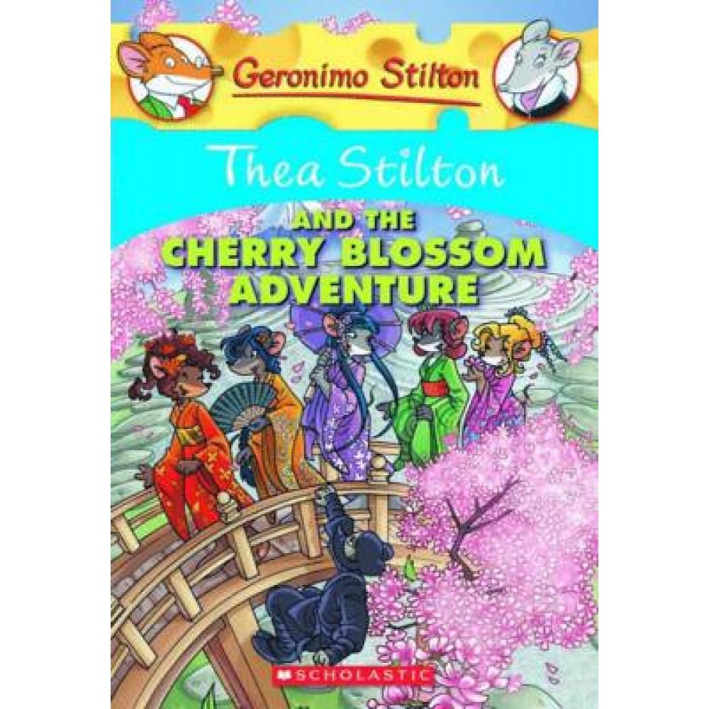 TS 06: THEA STILTON AND THE CHERRY BLOSSOM ADVENTURE
