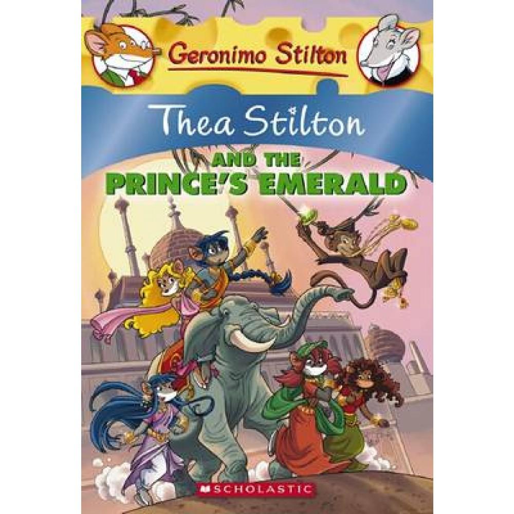 TS 12: THEA STILTON AND THE PRINCE'S EMERALD