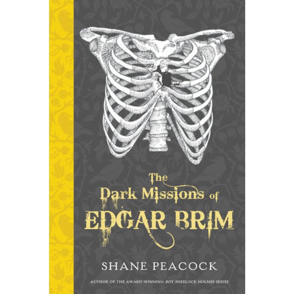 BP-THE DARK MISSION OF EDGAR BRIM