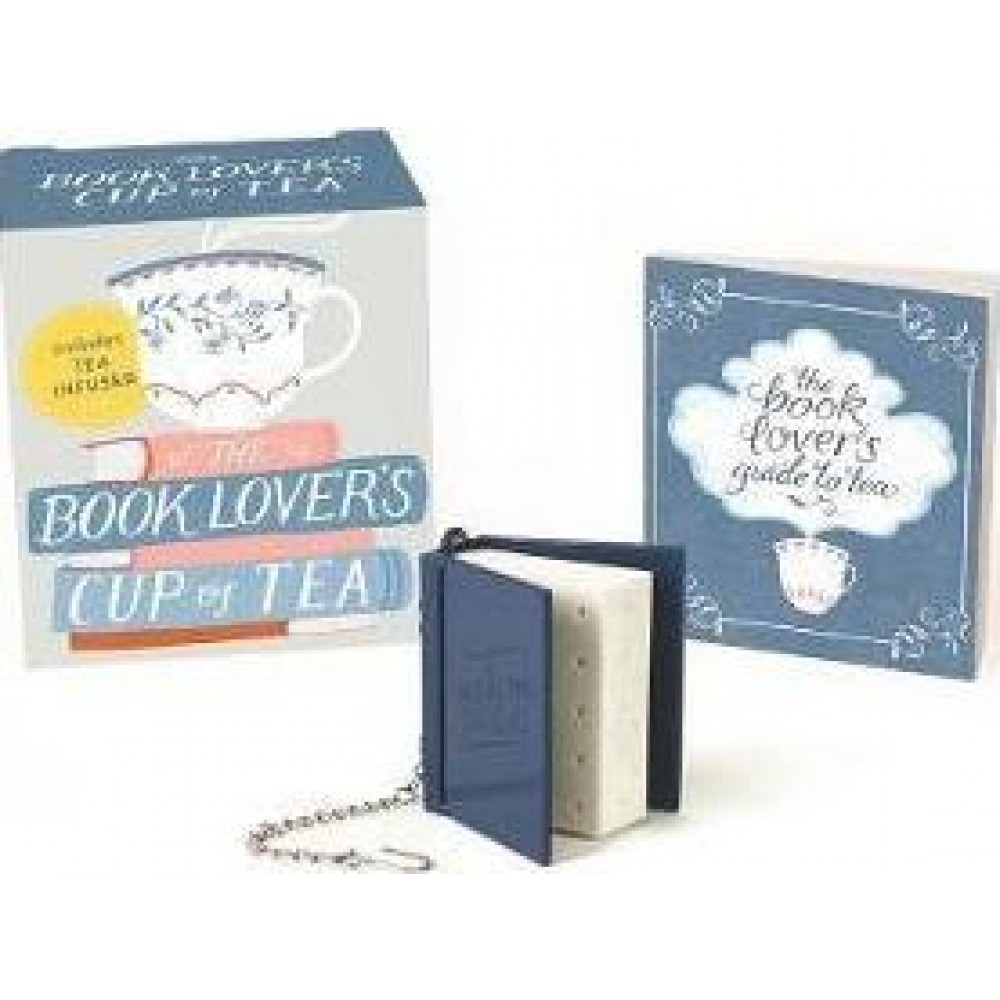 THE BOOK LOVER'S CUP OF TEA (MINI KIT)