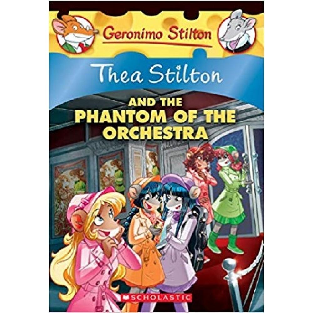TS 29: THEA STILTON & THE PHANTOM OF THE OPERA