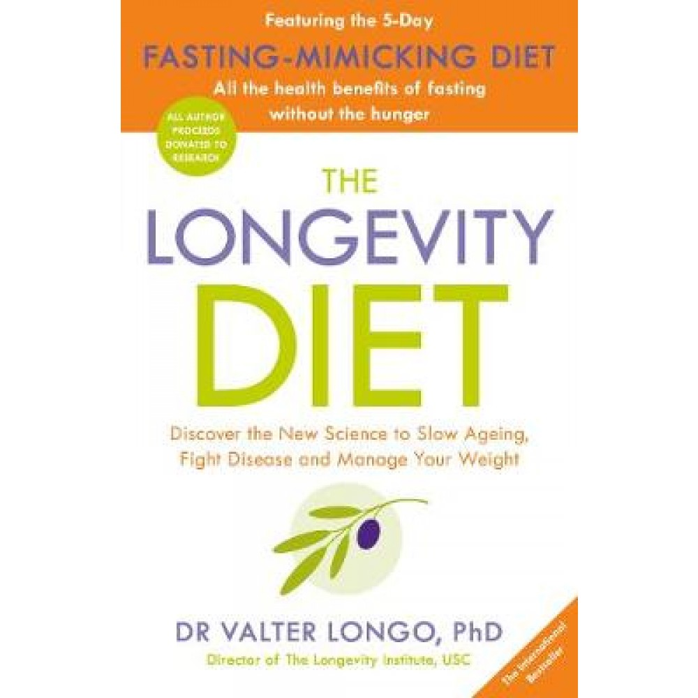 The Longevity Diet: `How to live to 100 . . . Longevity has become the new wellness watchword . . . nutrition is the key' VOGUE