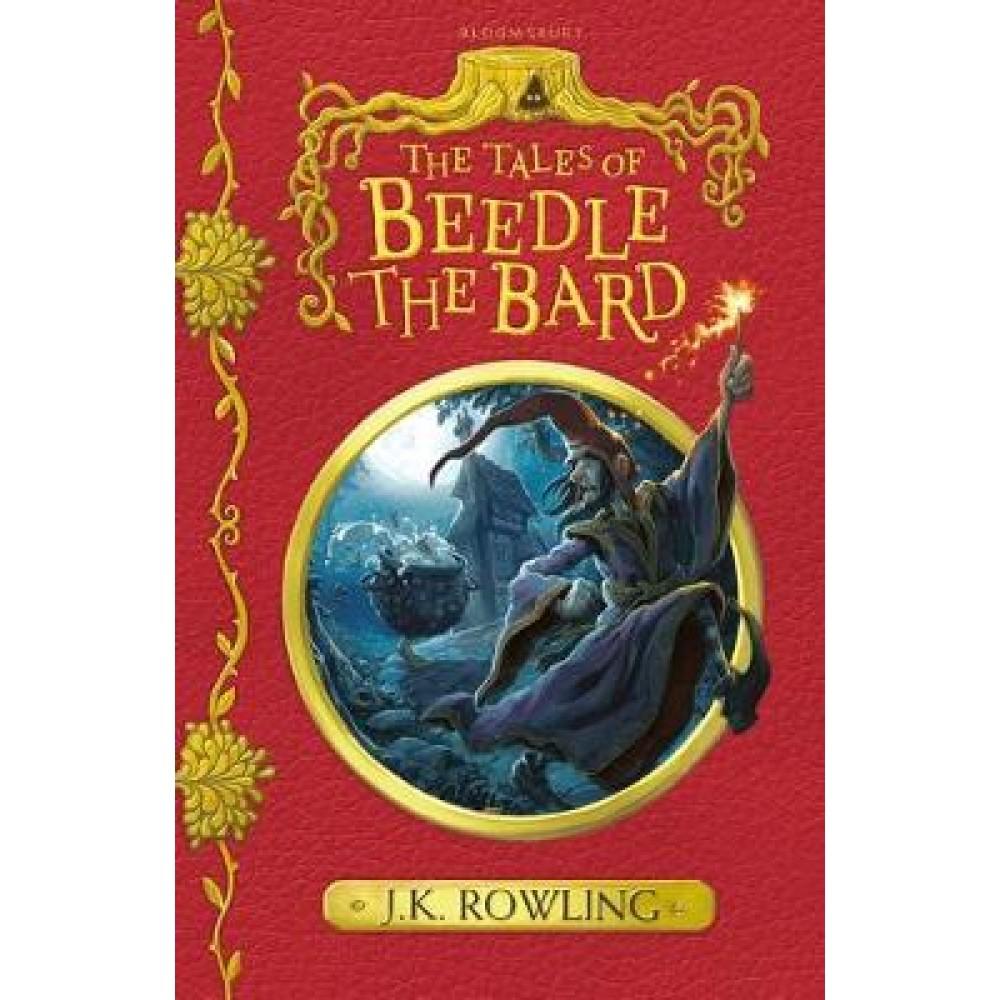 HARRY POTTER:TALES OF BEEDLE BARD R/I