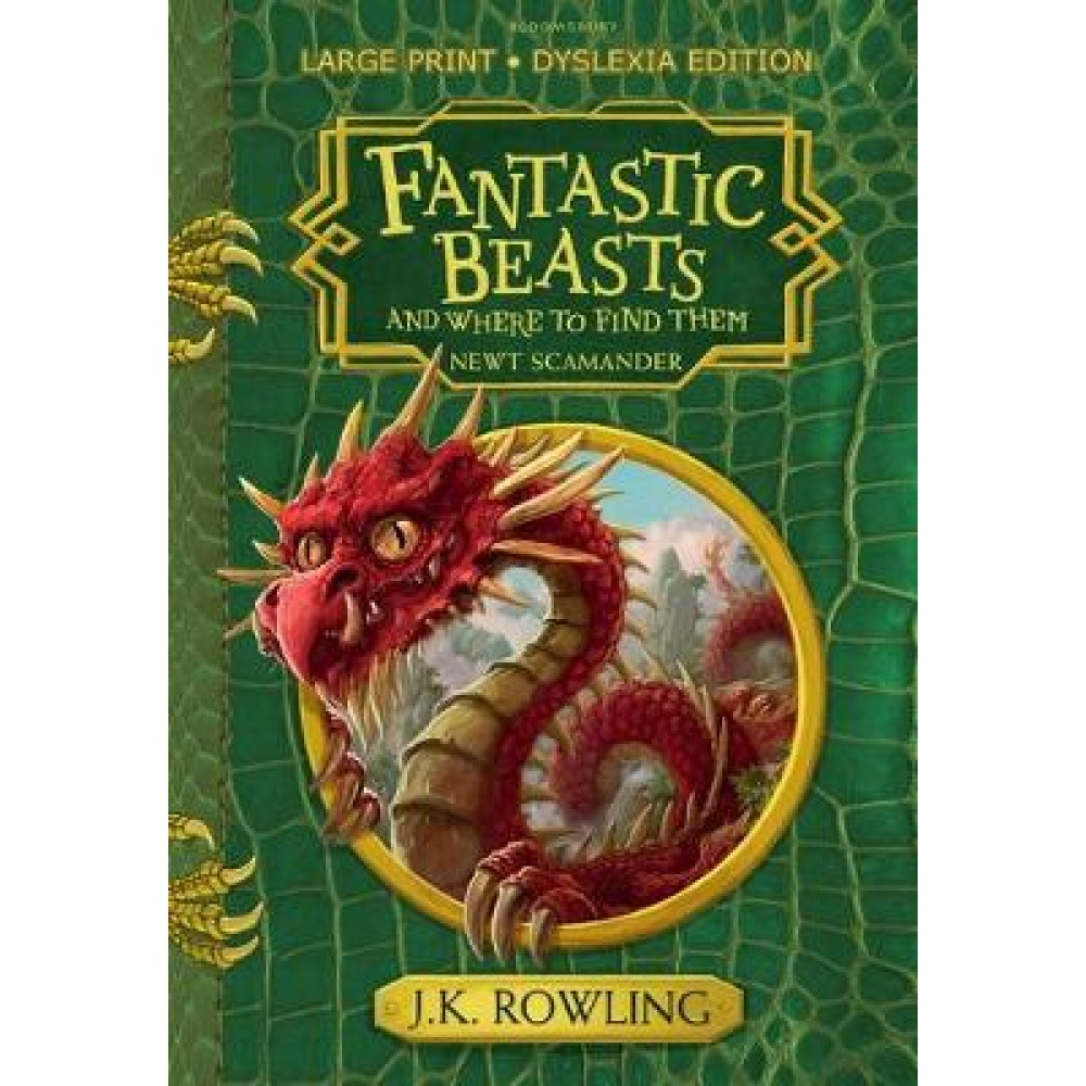 HARRY POTTER:FANTASTIC BEASTS & WHERE TO FIND THEM