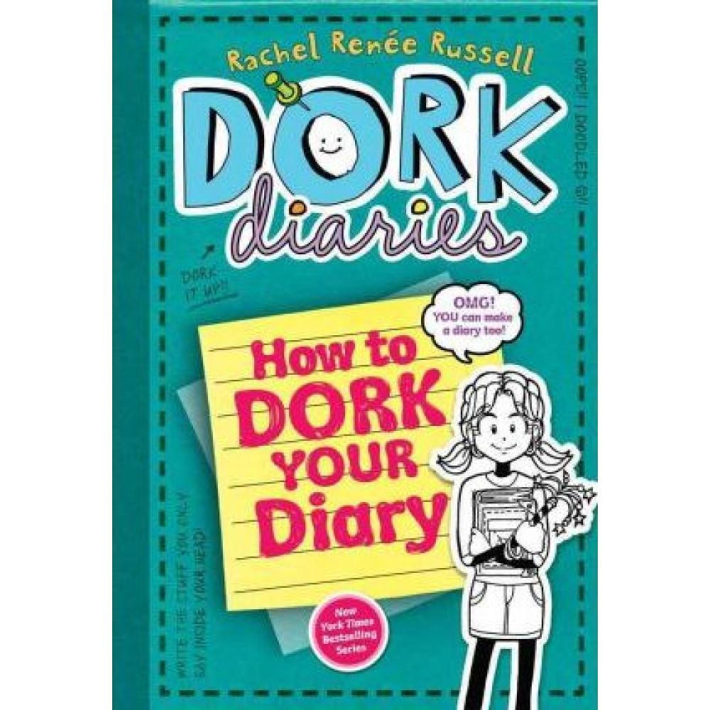 DORK DIARIES #3.5 HT DORK YOUR DIARY