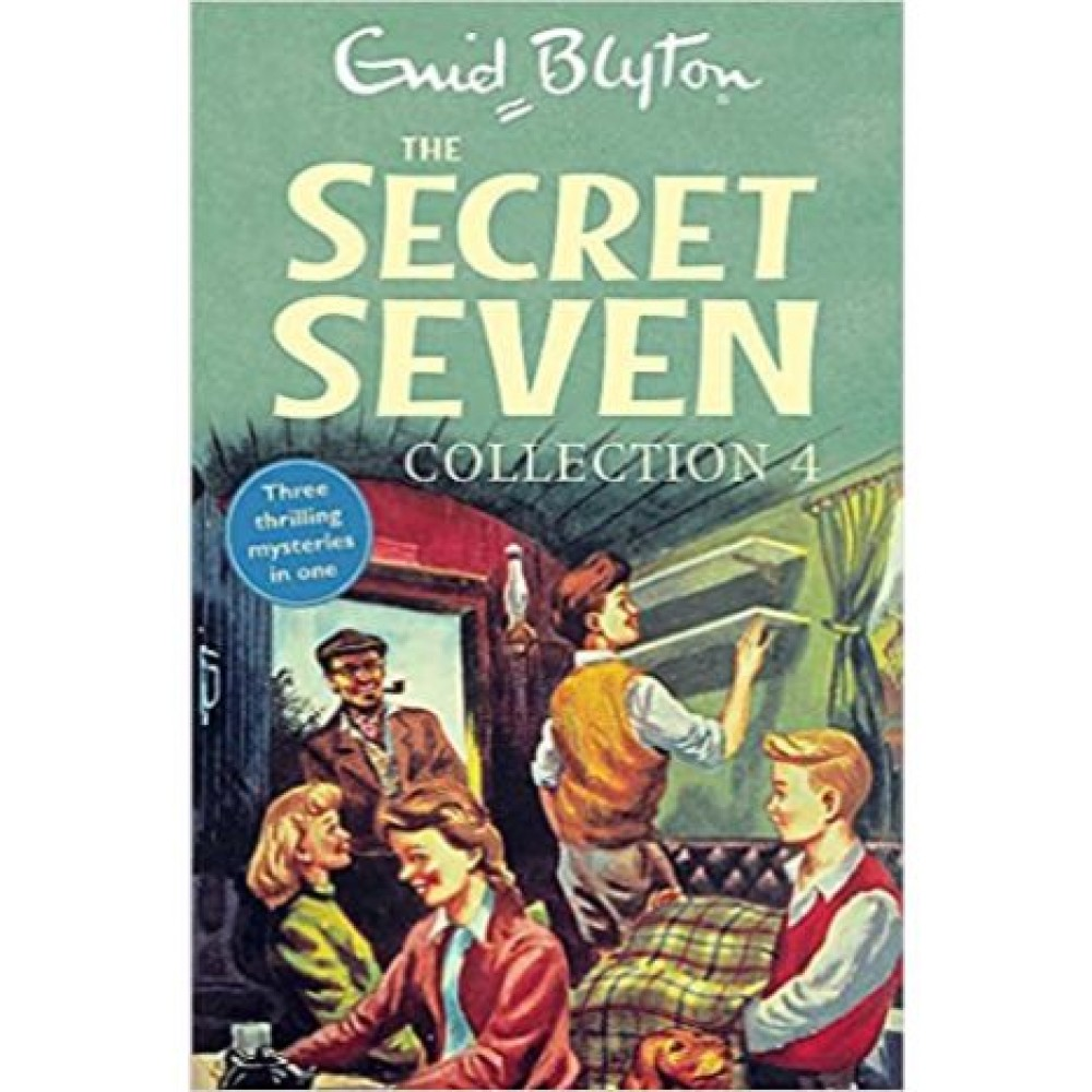 ENID BLYTON: THE SECRET 7 COLLECTION 4 (BOOK 10-12)