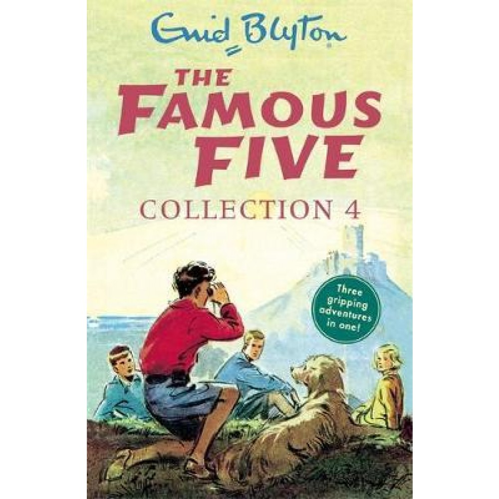 ENID BLYTON: THE FAMOUS 5 COLLECTION 4 (BOOK 10-12)