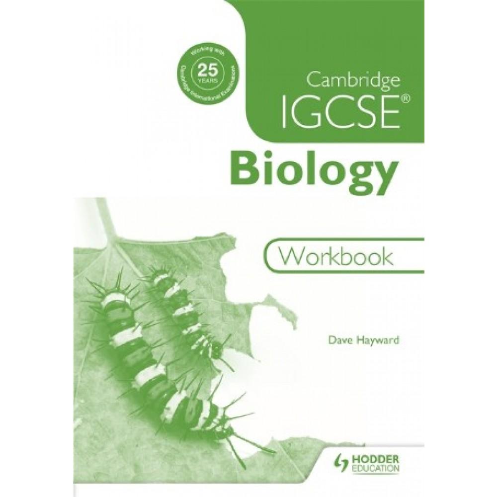 Cambridge IGCSE Biology Workbook 2nd Edition