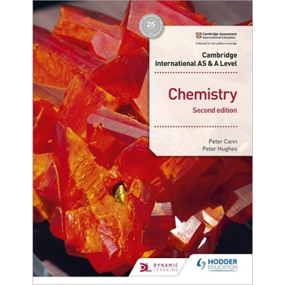 Cambridge International AS & A Level Chemistry Student's Book Second Edition