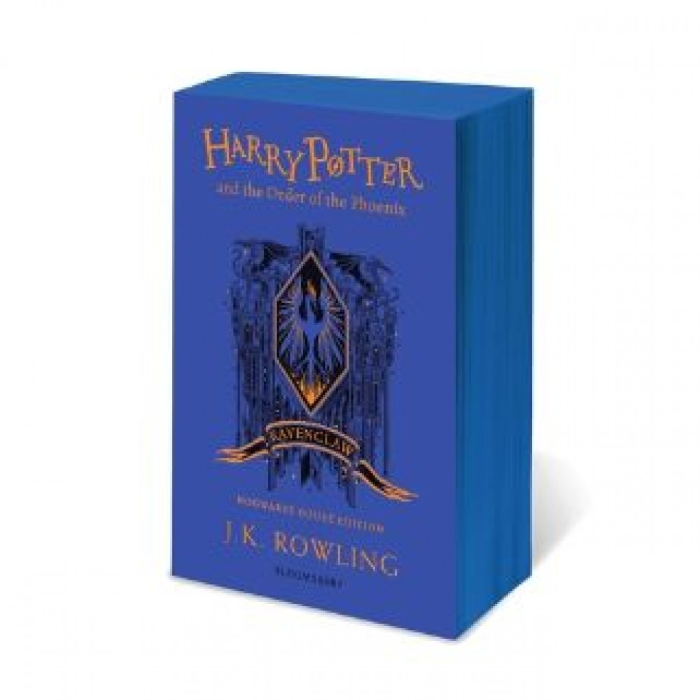 HP #05: Order of the Phoenix (Ravenclaw)