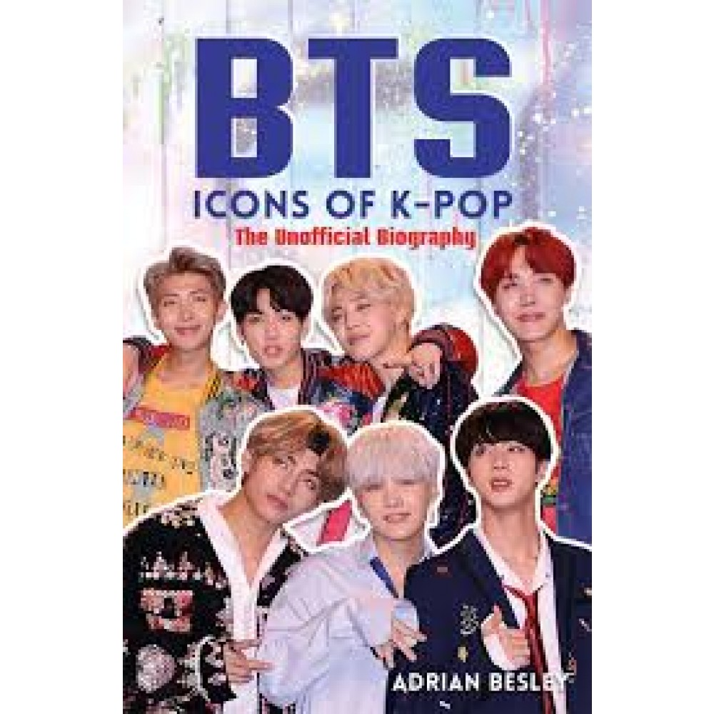 BTS : ICONS OF K-POP*