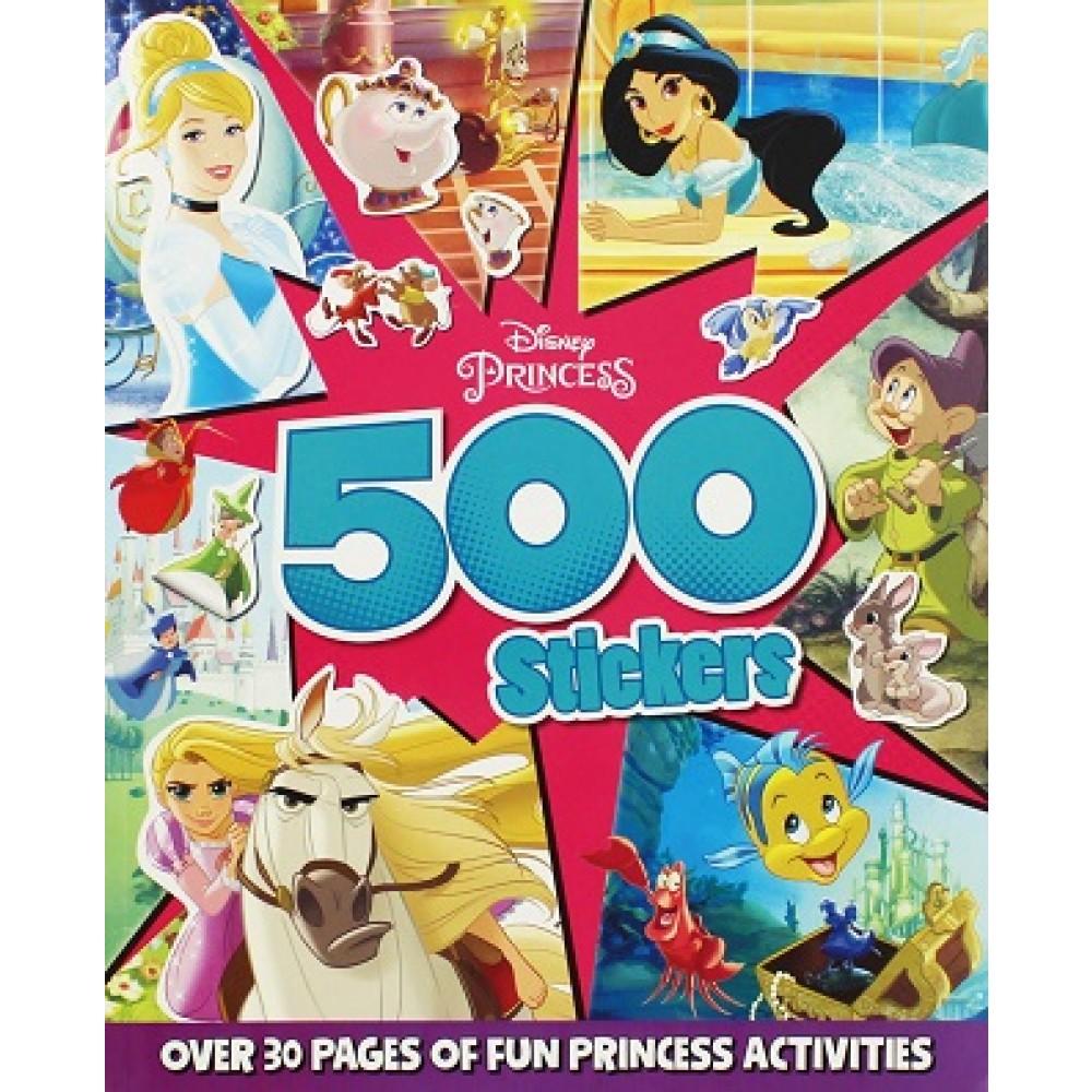 Disney Princess 500 Stickers
