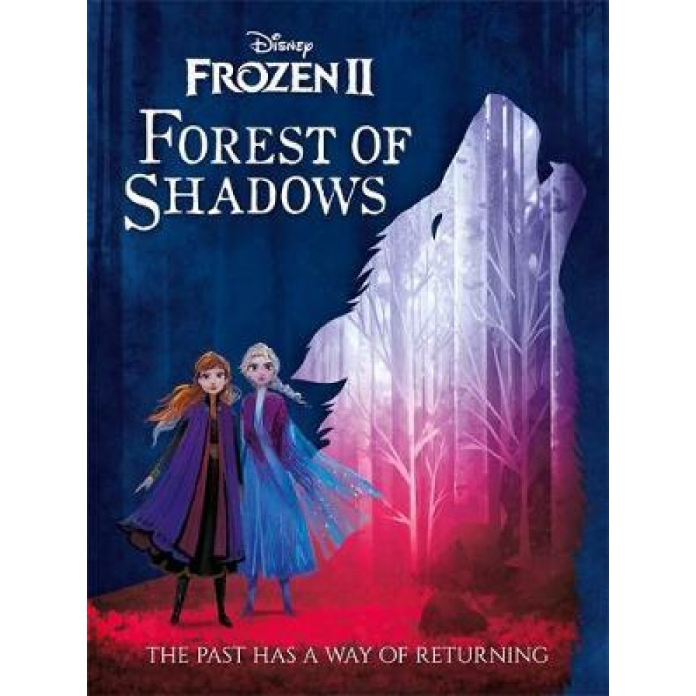 Frozen 2: Forest of Shadow
