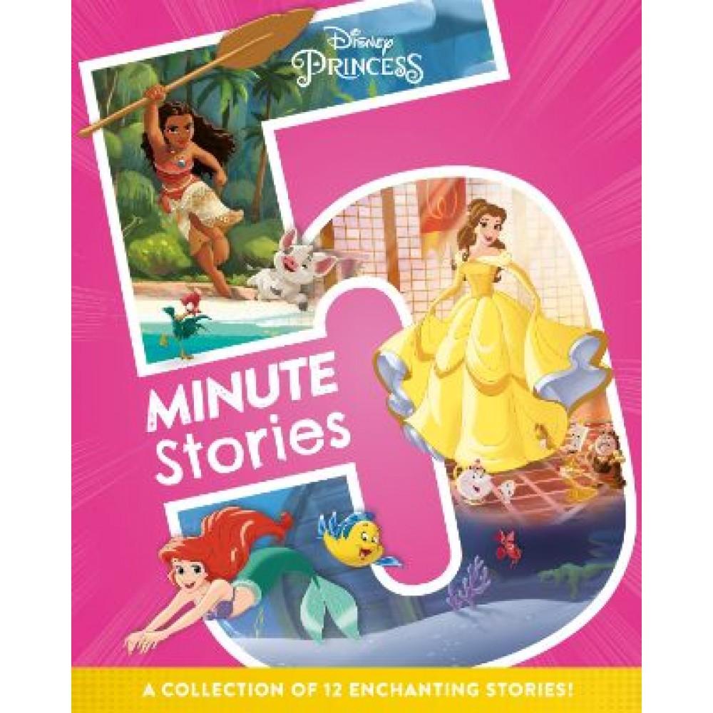 DISNEY PRINCESS: 5-MINUTE STORIES
