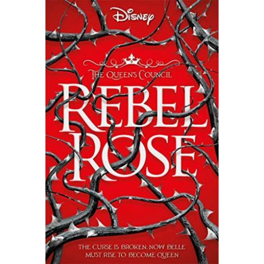 Disney Princess Beauty and the Beast: Rebel Rose
