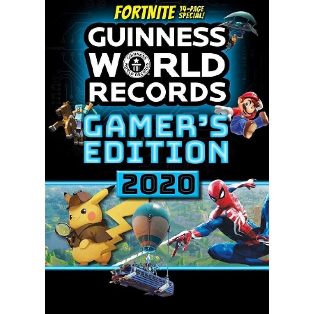 GUINNESS GAMERS 2020