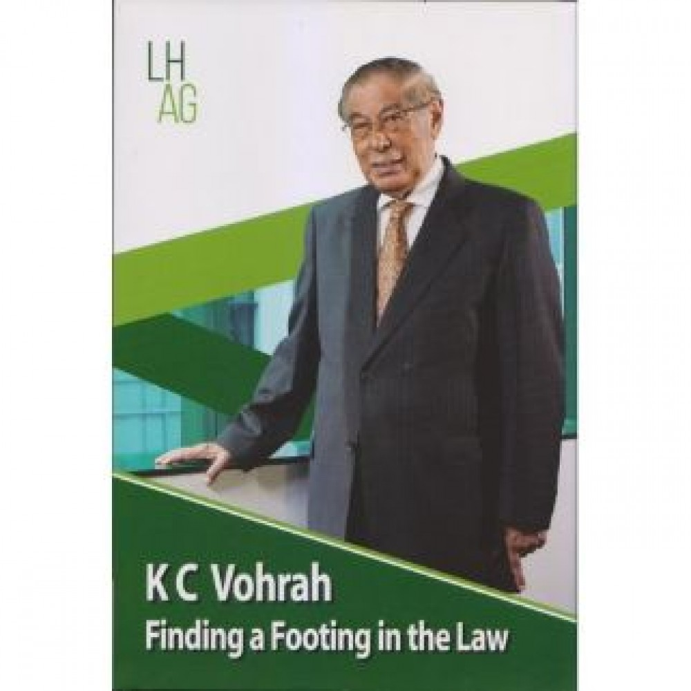 Finding  A Footing in The Law