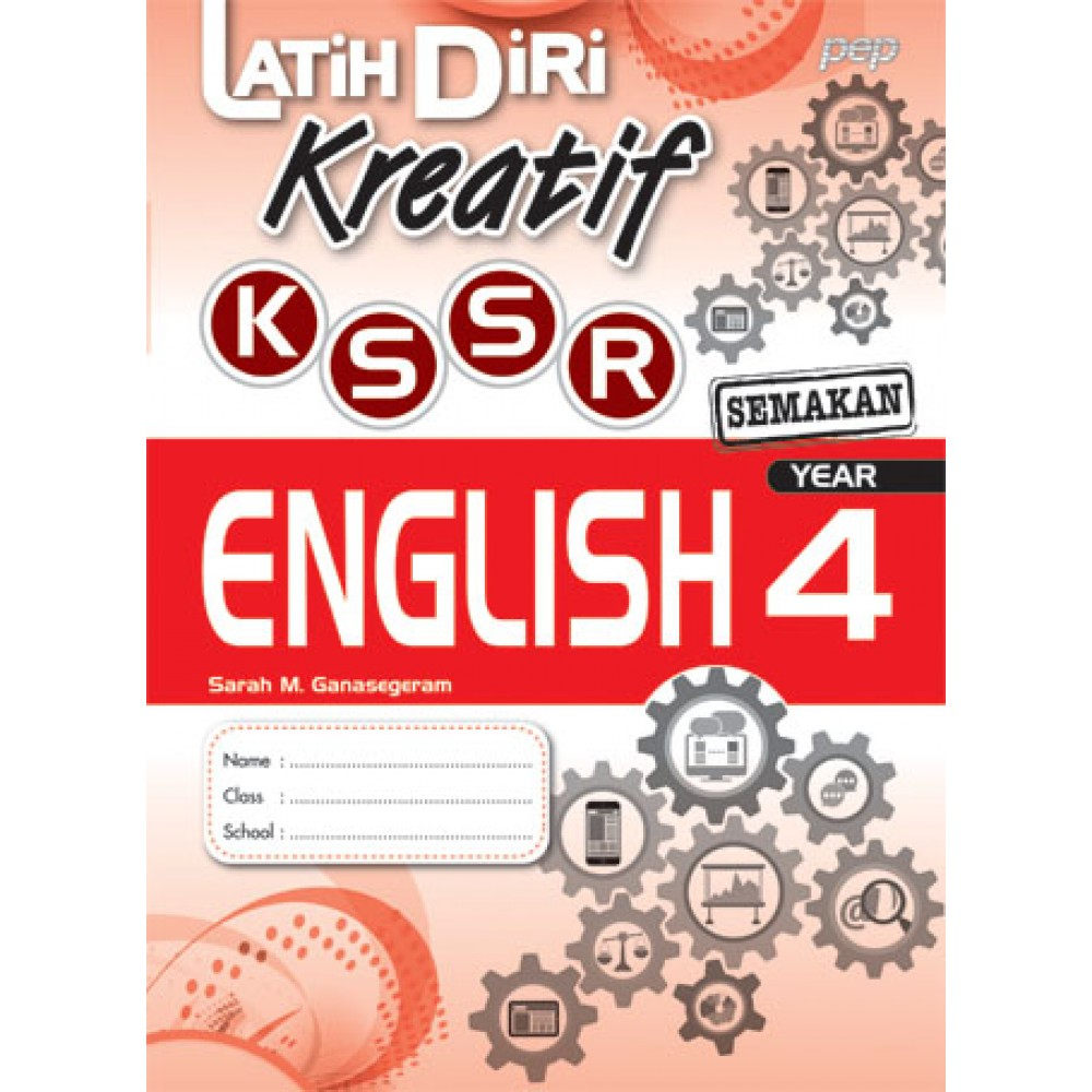 P4 Latih Diri Kreatif English