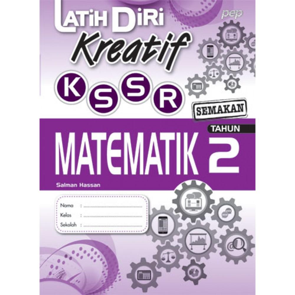 P2 Latih Diri Kreatif Matematik