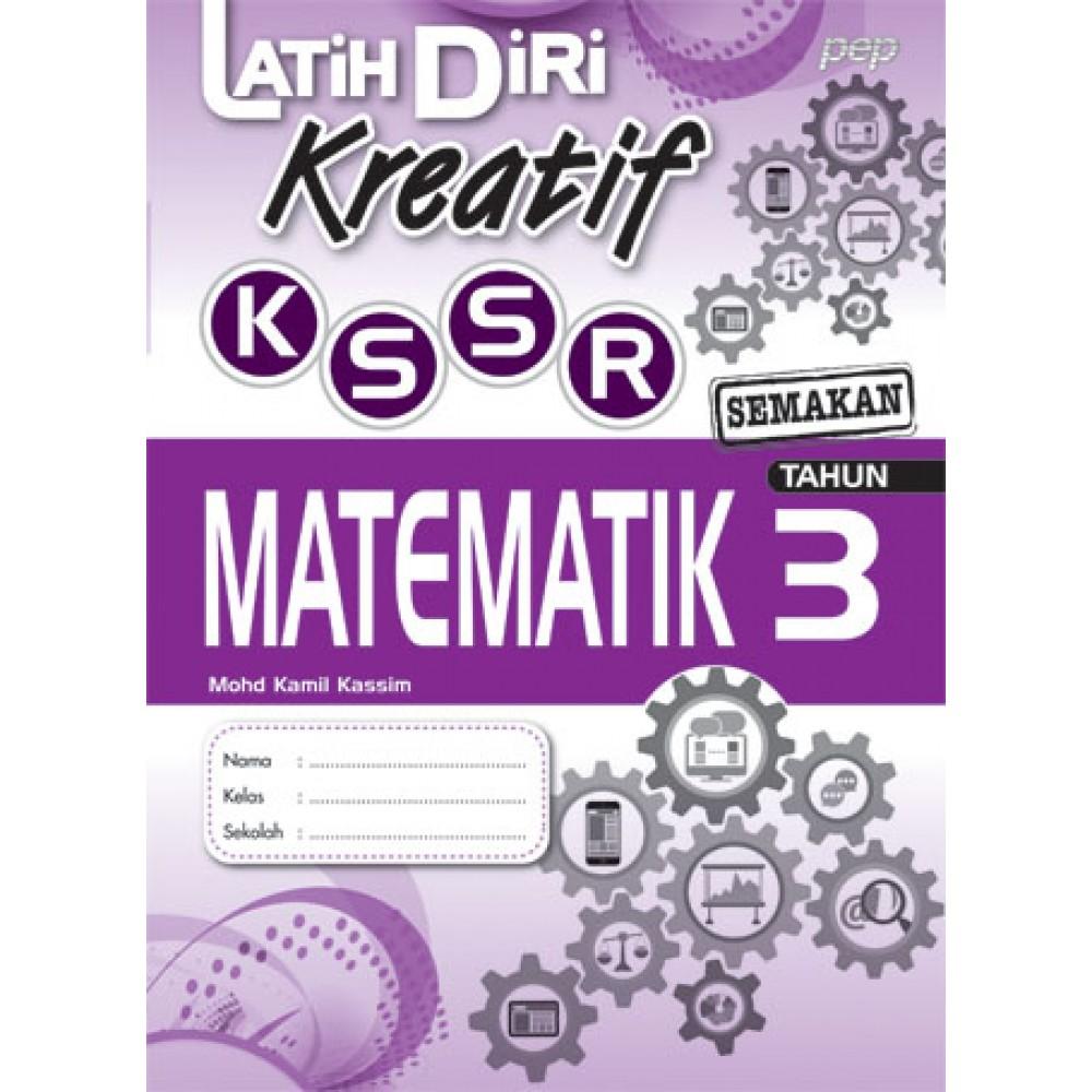 P3 Latih Diri Kreatif Matematik