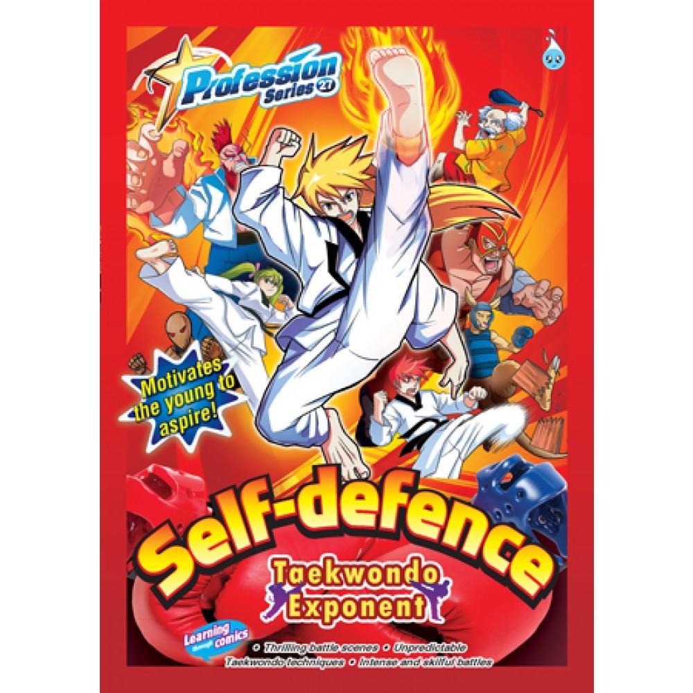 Profession Series 27: Taekwondo Exponent