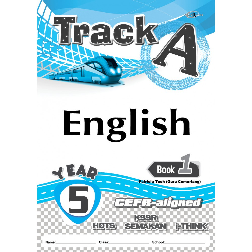 Tahun 5 Track A English Book 1
