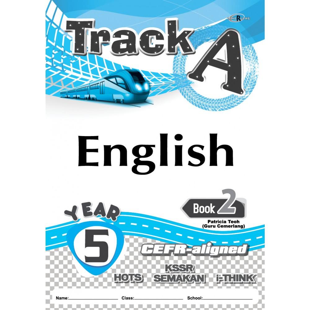 Tahun 5 Track A English Book 2