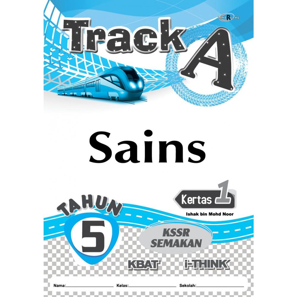 Tahun 5 Track A Sains Kertas 1