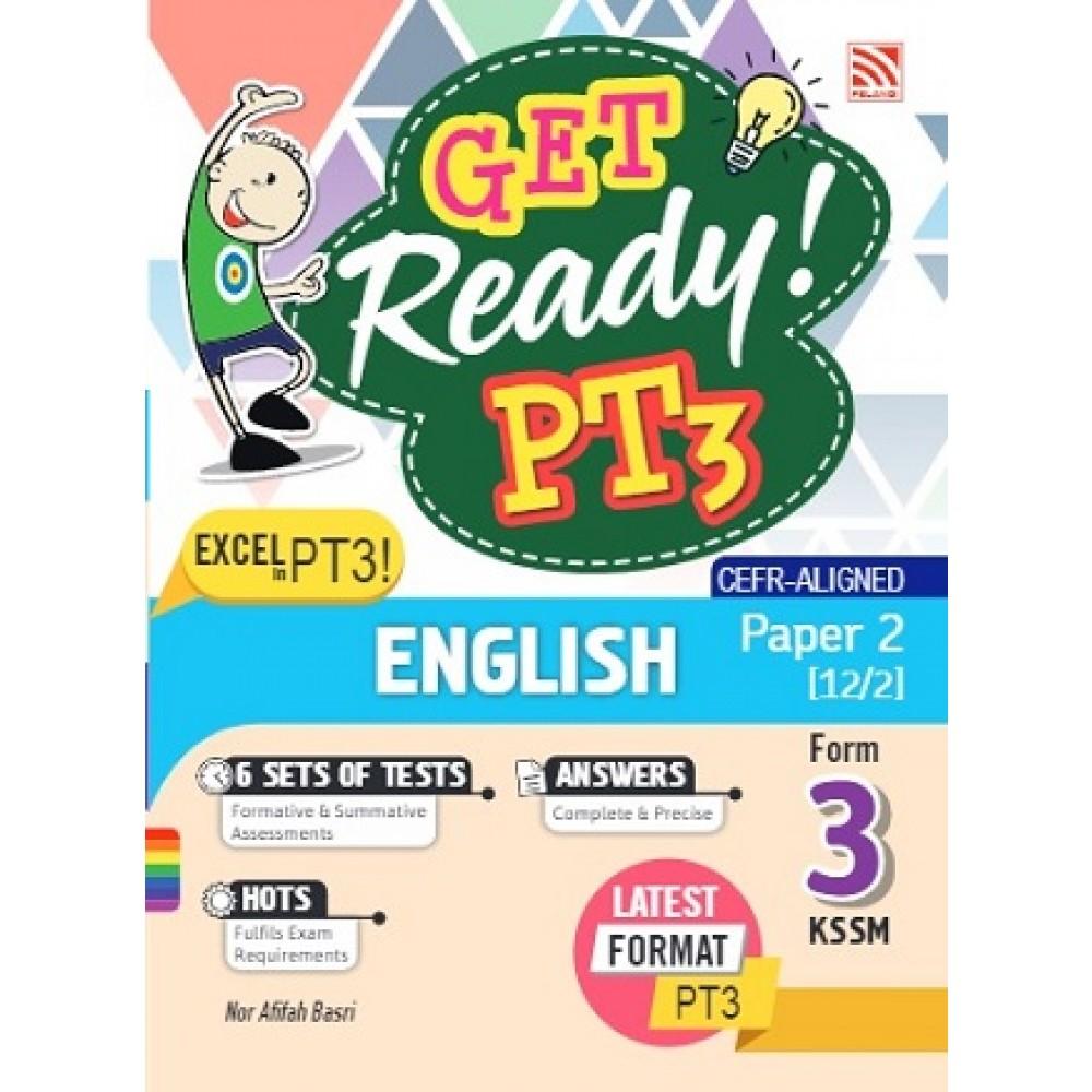 Tingkatan 3 Get Ready Pt3 English Paper 2