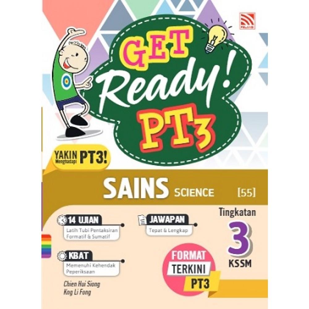 TINGKATAN 3 GET READY! PT3 SAINS