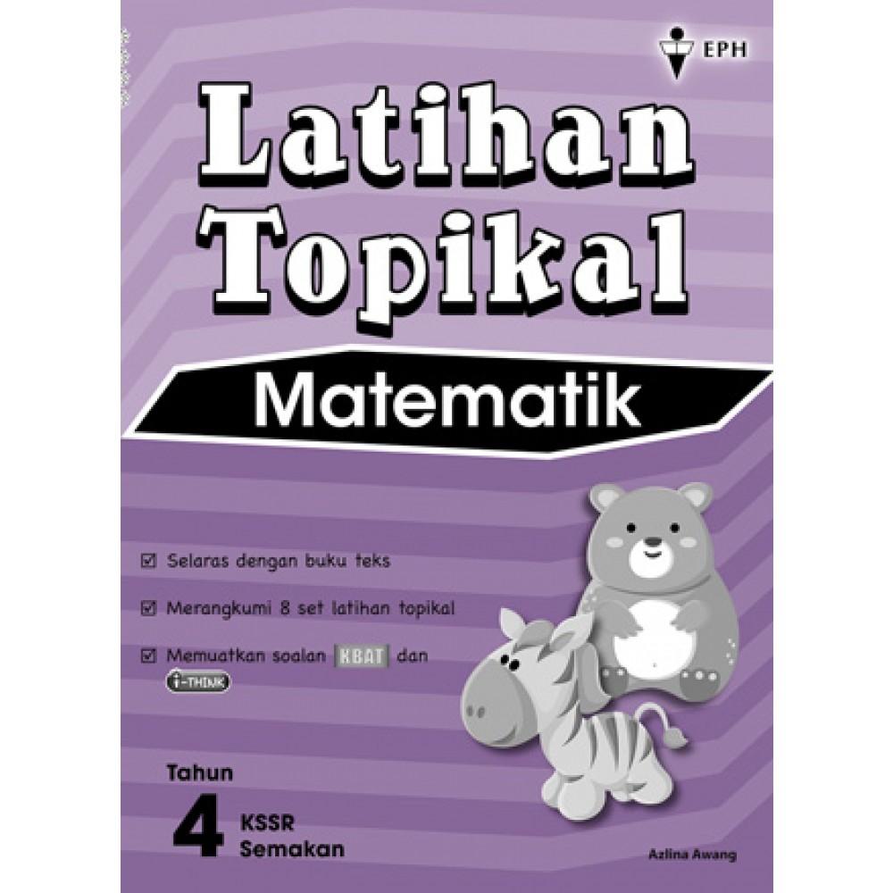 Tahun 4 Latihan Topikal Matematik