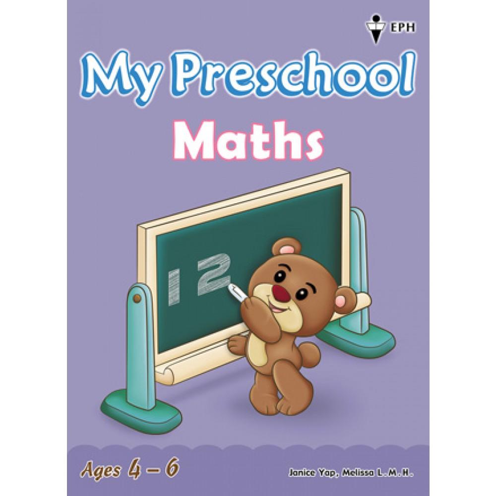 My Preschool Maths (English)