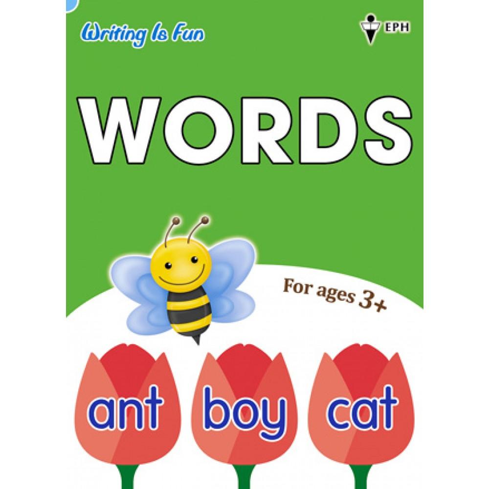 Writing is Fun - Words