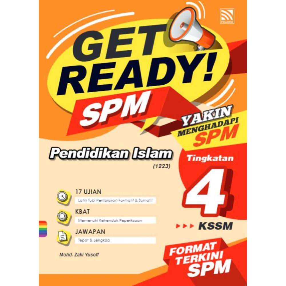 TINGKATAN 4 GET READY PRAKTIS TOPIKAL SPM PENDIDIKAN ISLAM