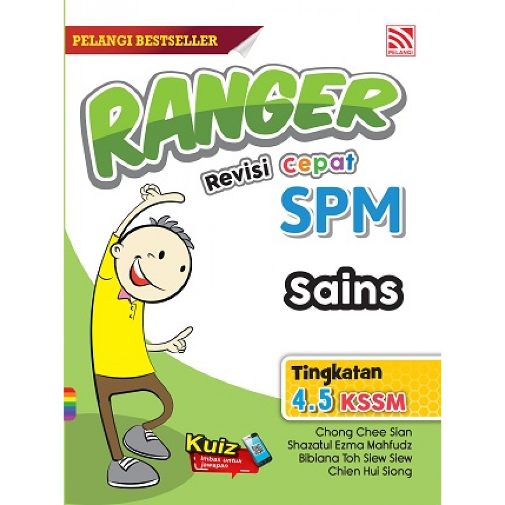 RANGER REVISI CEPAT SPM SAINS