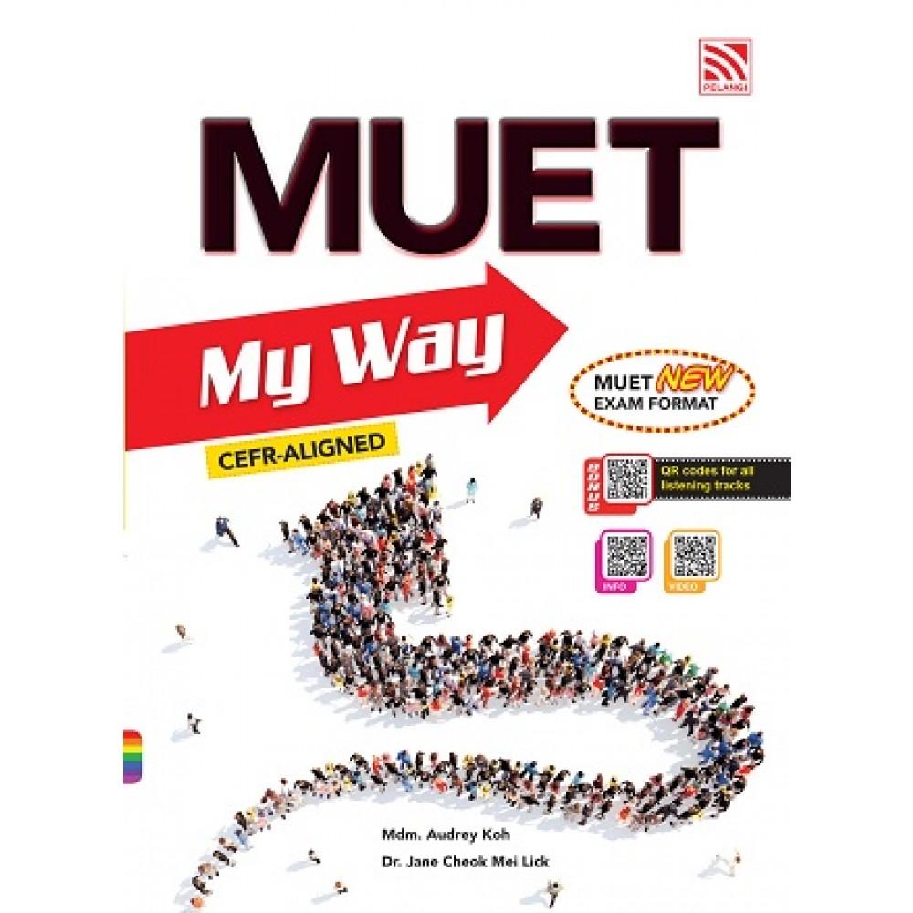 MUET My Way CEFR-Aligned