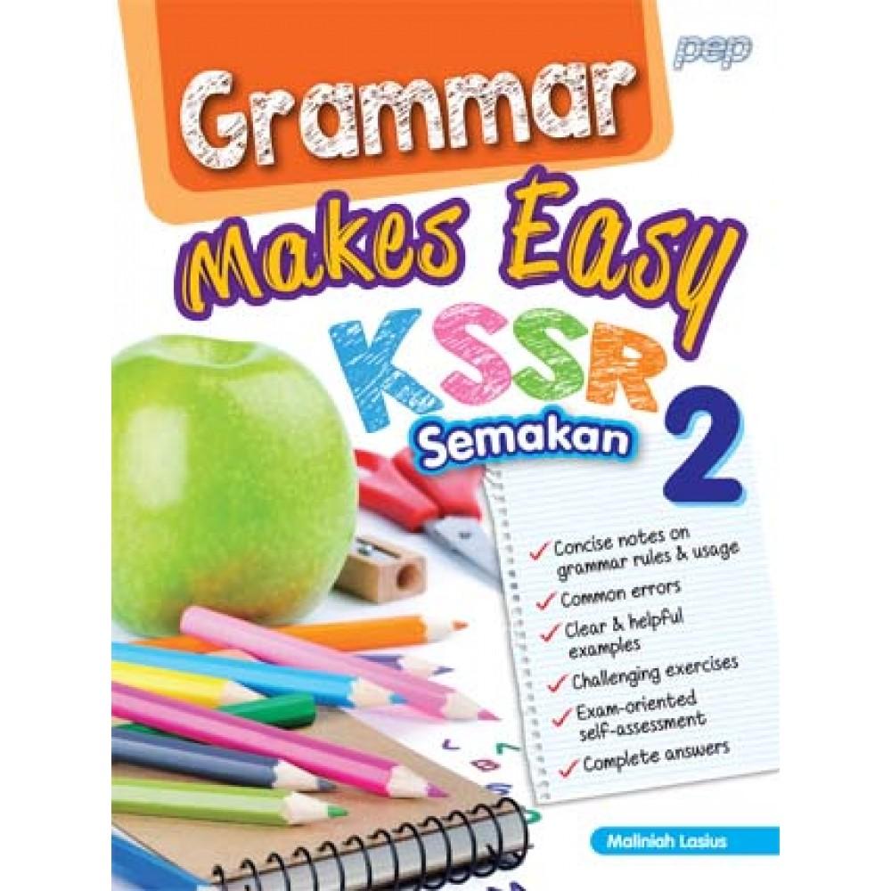 Tahun 2 Grammar Makes Easy