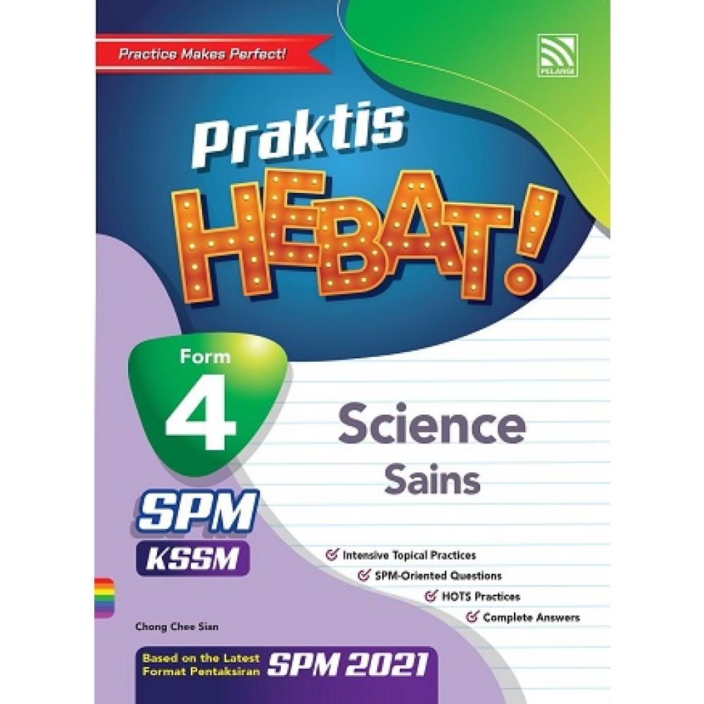 TINGKATAN 4 PRAKTIS HEBAT! SPM SCIENCE