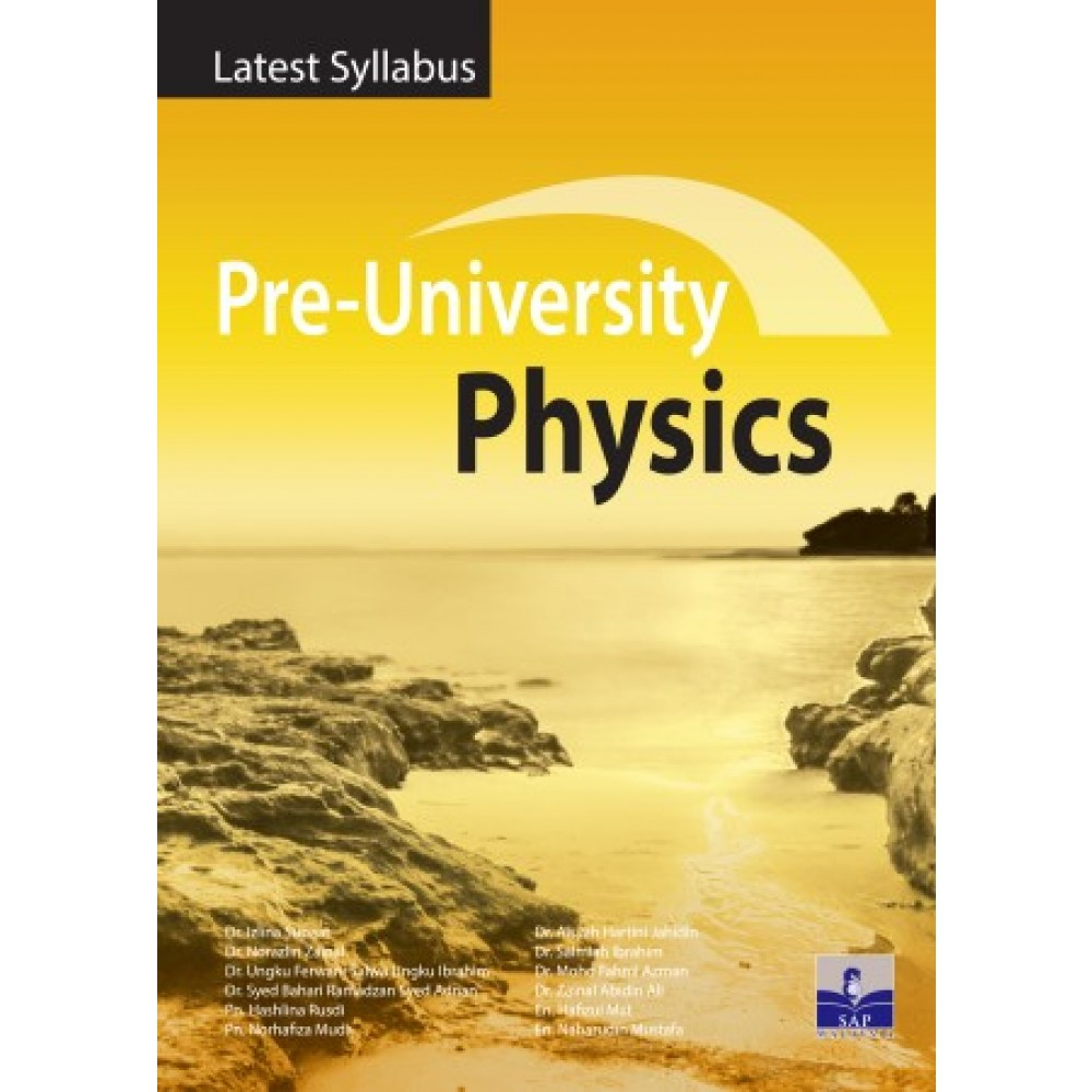 Pre-University Physics
