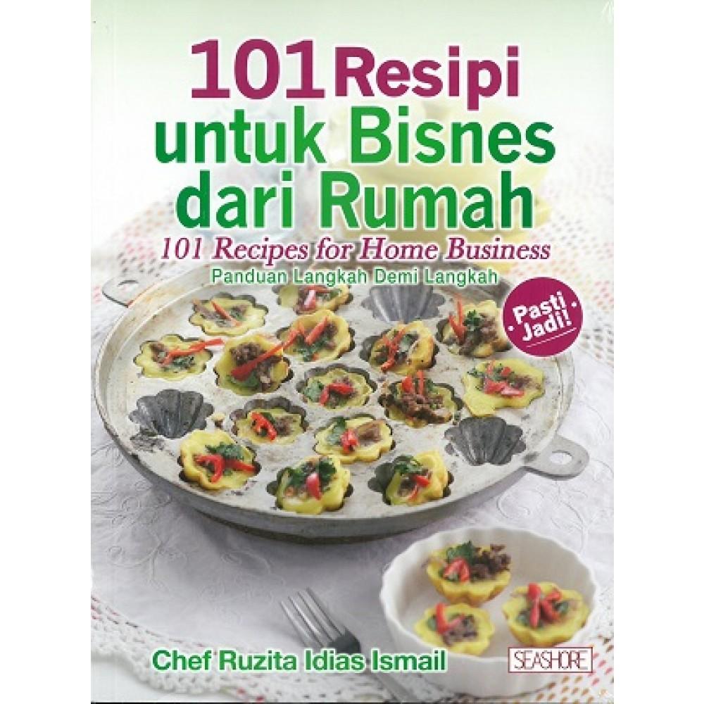 101 RESIPI UNTUK BISNES DARI RUMAH