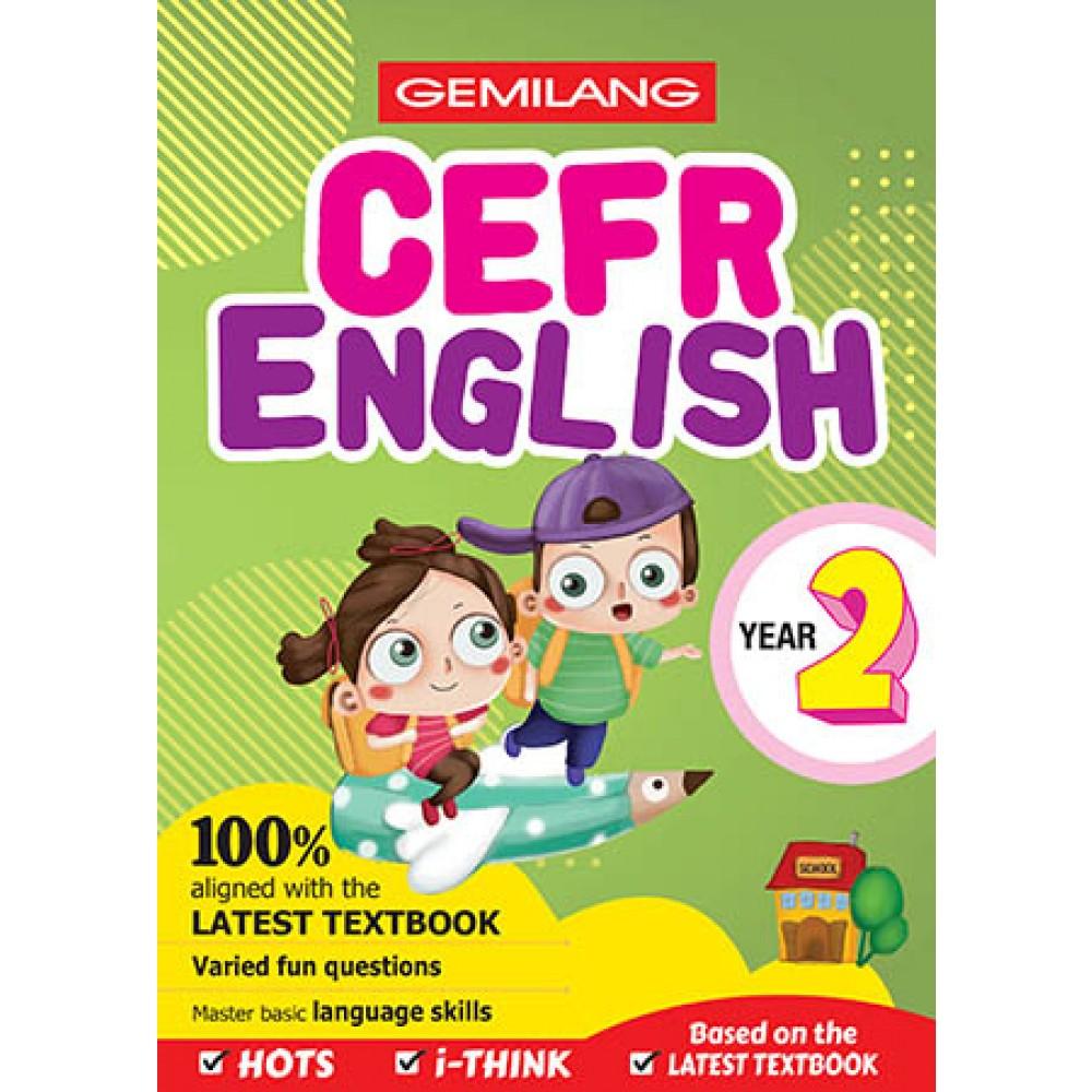 Tahun 2 Gemilang CEFR English