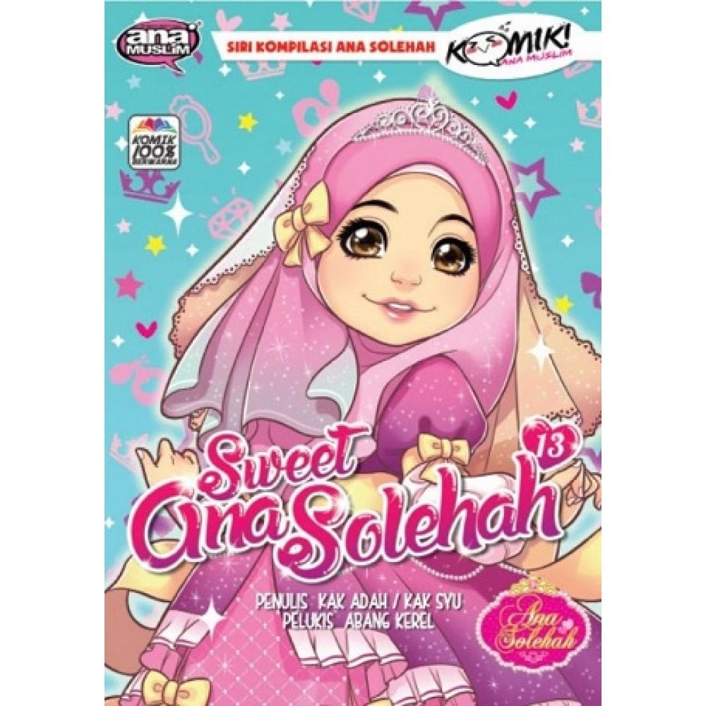 SWEET ANA SOLEHAH 13