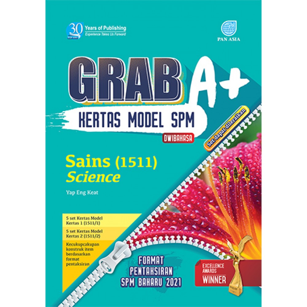SPM GRAB A+ KERTAS MODEL SAINS(DWIBAHASA)