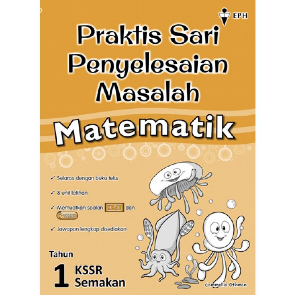 Tahun 1 Praktis Sari Penyelesaian Masalah Matematik