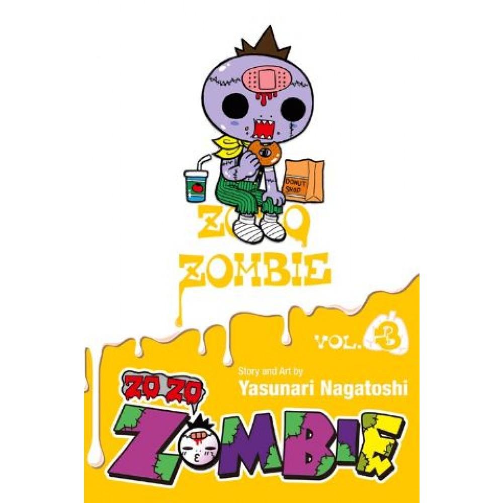 Zo Zo Zombie #3