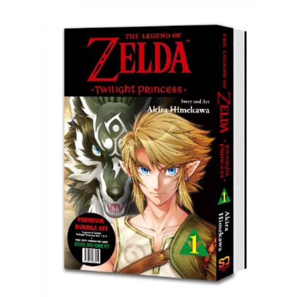 The Legend of Zelda Bundle Set #1-#2