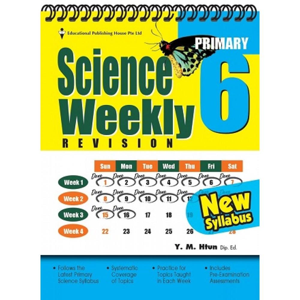 P6 Science Weekly Revision-New Syllabus